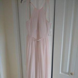 Azazie Kailyn Bridesmaid Dress - Blushing Pink